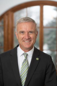 Mike Hooker, Division of External Relations, Colorado State University